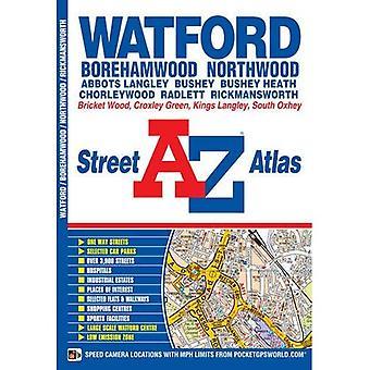 Watford Street Atlas