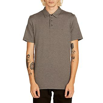 Volcom Men's Heather Polo Shirt ~ Wowzer