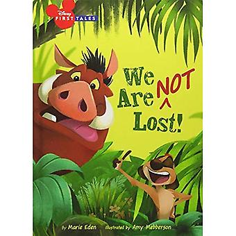 Disney First Tales the Lion King: We Are (Not) Lost (Disney First Tales)