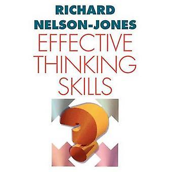 Qualifications de pensée efficace par NelsonJones & Richard