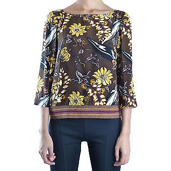 Prada Multicolor Silk Top