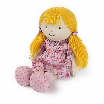 Warmheart Rag Doll Microwavable Toy: Candy