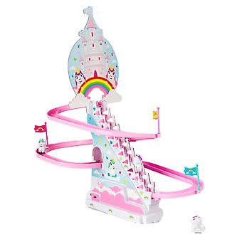 Einhorn Stair Climbing Race Toy