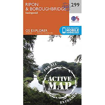 Ripon and Boroughbridge by Ordnance Survey - 9780319471715 Book