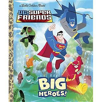 DC Super Friends - Big Heroes! by Billy Wrecks - Dan Schoening - 97803