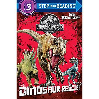 Jurassic World - Fallen Kingdom Deluxe Step Into Reading (Jurassic Wor