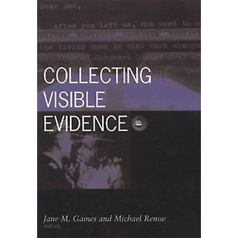 Collecting Visible Evidence by Jane Gaines - 9780816631360 Book
