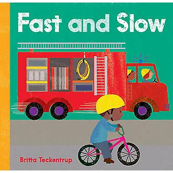 Fast and Slow by Britta Teckentrup - 9781846869525 Book