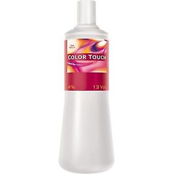 Wella Professionals Color Touch Emulsion Intensive 4% 13 Vol 1000 ml (Hair care , Dyes)