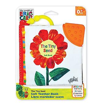 Eric Carle VHC Clip-On Soft Book Tiny Seed