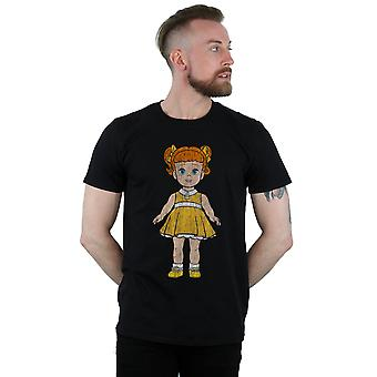 Disney Men's Toy Story 4 Gabby Gabby Pose T-Shirt