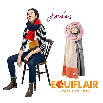 Joules Annis Knitted Scarf - SS19