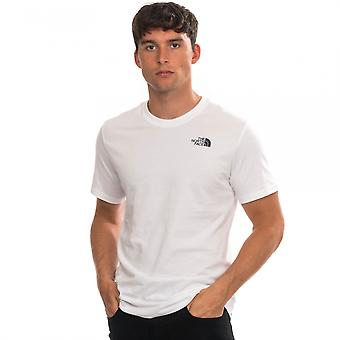 The North Face, North Face SS Redbox Feier Mens Tee