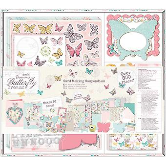 Papermania Butterfly Dreams Compendium-Card Making PM105152
