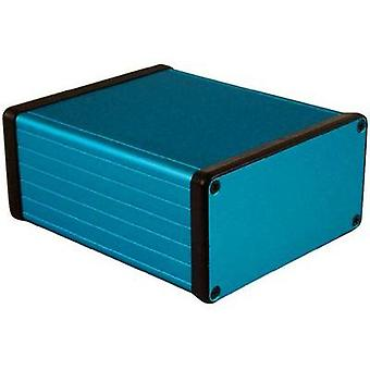 Universal enclosure 120 x 103 x 53 Aluminium Blue Hammond Electronics 1455N1201BU 1 pc(s)