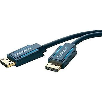 DisplayPort Cable [1x DisplayPort plug - 1x DisplayPort plug] 1 m
