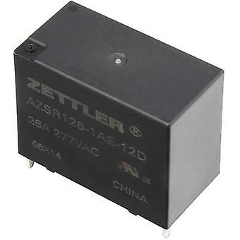 PCB relays 12 Vdc 31 A 1 maker Zettler Electronics 1 pc(s)