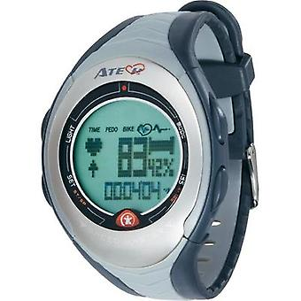 Heart rate monitor watch with chest strap Atech Speed Master mit Radsensor Cod
