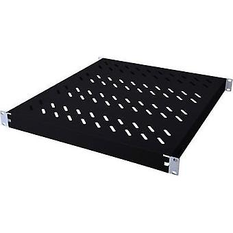 19  Server rack cabinet shelf 1 U Digitus Professional DN-97647 Rail set Black (RAL 9005)