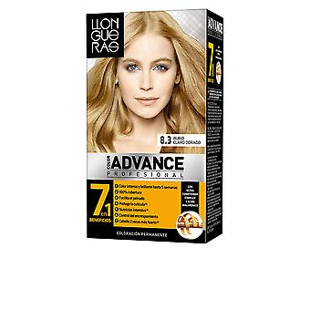 COLOR ADVANCE hair colour #8,3-golden light blond