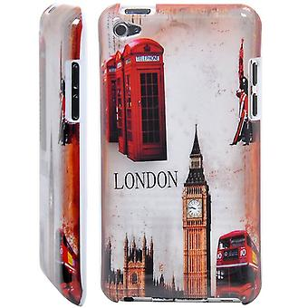 Cover of London in hard plastic-iPod touch 4