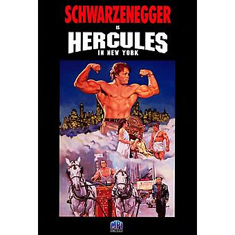 Hercules in New York Movie Poster Print (27 x 40)