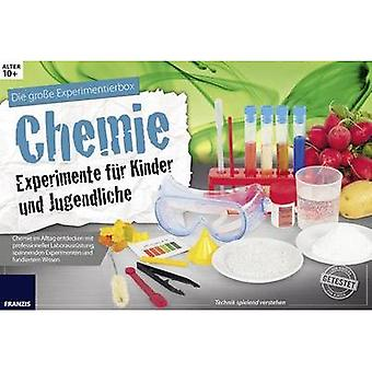 Science kit (set) Franzis Verlag 978-3-645-65266-7 10 years and over