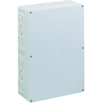Build-in casing 360 x 254 x 111 Polystyrene (EPS) Light grey (RAL 7035) Spelsberg PS 3625-11-m 1 pc(s)