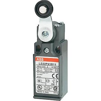 Limit switch 400 Vac 1.8 A Lever momentary ABB LS32P41B11 IP65 1 pc(s)