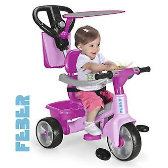 Feber Feber Baby Plus Music Pink Tricycle (Buitenshuis ,  , Fietsen En Driewielers)