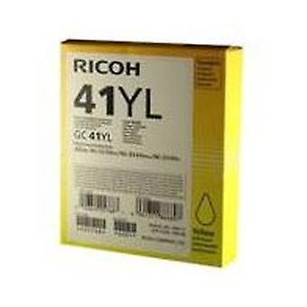 Ricoh Gc-41yi yellow cartridge (600 pages) (Home , Electronics , Printing , Ink)