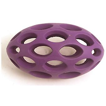 Cyber Rubber Lattice Rugby Ball Assorted (Pack of 3)