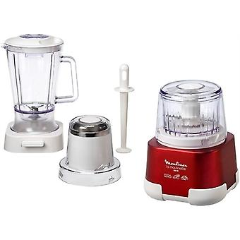 Moulinex Moulinette 3-in1-Blender, Chopper & Schleifer Set