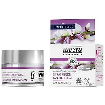 Lavera Firming Night Cream Karanja olja och 50 ml vitt te
