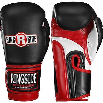 Ringside Boxing IMF Super Bag Gloves - Black/Red/White