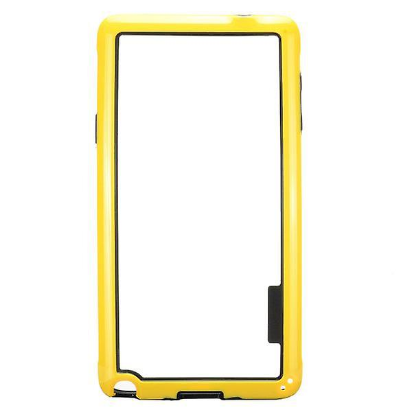 Hybrid Car Yellow for Samsung Galaxy Note 4 N910 N910F