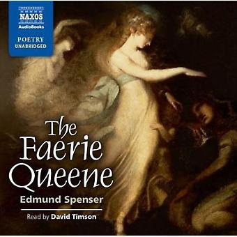 The Faerie Queene [David Timson] [NAXOS AUDIO BOOKS: NA0161] (Naxos Poetry) (Audio CD) by Spenser Edmund