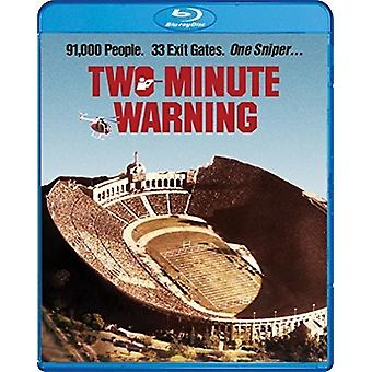 Two Minute Warning [Blu-ray] USA import
