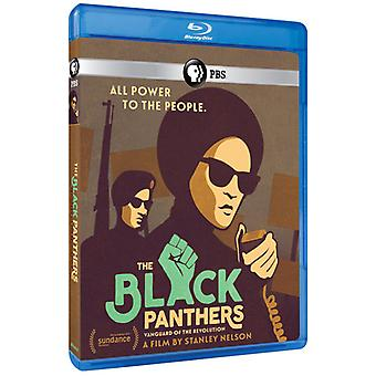 Black Panthers: Vanguard Revolution [Blu-ray] USA importen