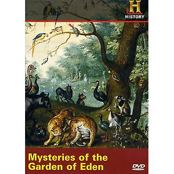 Mysteries of the Garden of Eden [DVD] USA import