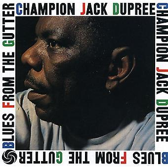 Champion Jack Dupree - Blues From the Gutter [CD] USA import