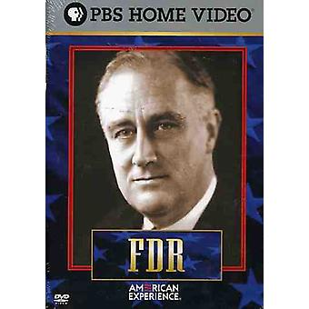 Import USA FDR [DVD]
