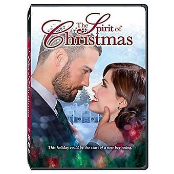 Spirit of Christmas [DVD] USA importerer