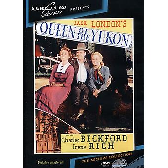 Queen of the Yukon (1940) [DVD] USA import