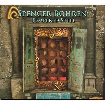 Spencer Bohren - Tempered Steel [CD] USA import