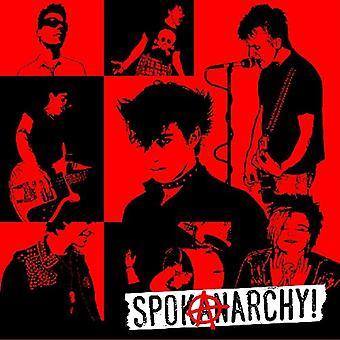 Spokanarchy! - Spokanarchy! [CD] USA import