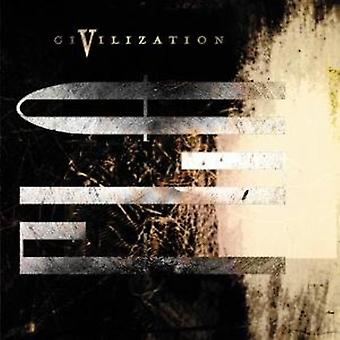 Frontline Assembly - Civilization [CD] USA import