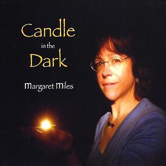 Margaret Miles - kaars in het donker [CD] USA importeren