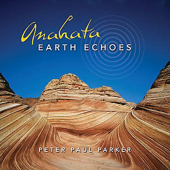 Peter Paul Parker - Anahata-jorden ekkoer [CD] USA import