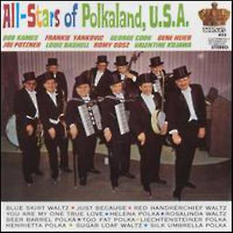 All-Star Polkaland Usa - All-Star Polkaland Usa [CD] USA import